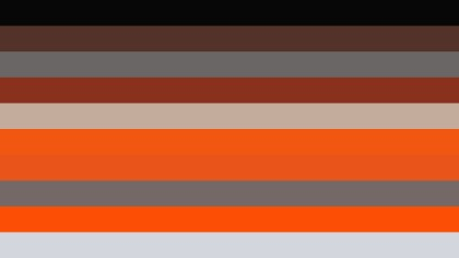 Orange and Black Stripes Background Vector Illustration