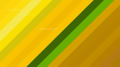 Orange and Green Diagonal Stripes Background