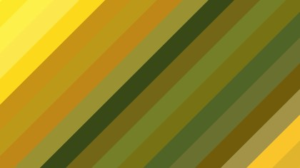 Orange and Green Diagonal Stripes Background Image