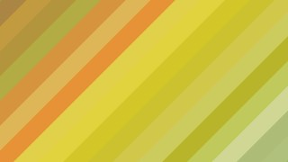 Orange and Green Diagonal Stripes Background Vector Graphic