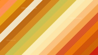 Orange and Green Diagonal Stripes Background Vector Art