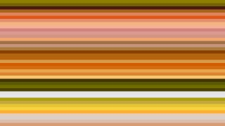 Orange and Green Horizontal Stripes Background
