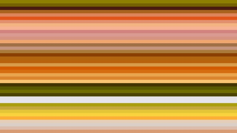 Orange and Green Horizontal Stripes Background
