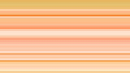 Orange and Green Horizontal Stripes Background Design