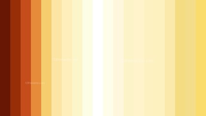 Orange and White Striped background Vector Art