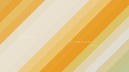 Orange and White Diagonal Stripes Background