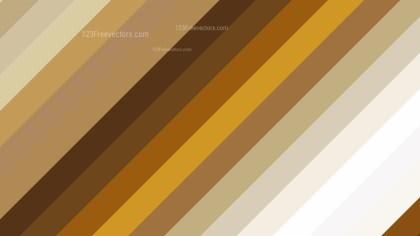 Orange and White Diagonal Stripes Background Design
