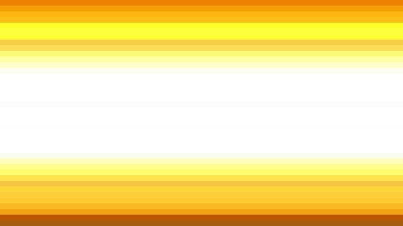 Orange and White Horizontal Stripes Background