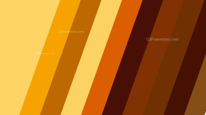 Orange and Yellow Diagonal Stripes Background Illustrator