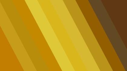 Orange and Yellow Diagonal Stripes Background Vector Illustration