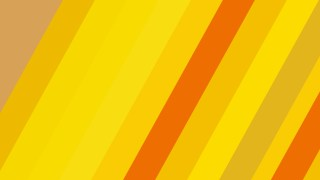Orange and Yellow Diagonal Stripes Background