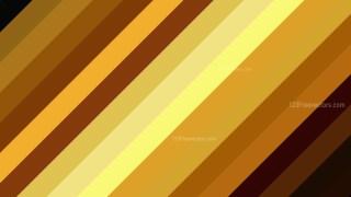 Orange and Yellow Diagonal Stripes Background Design
