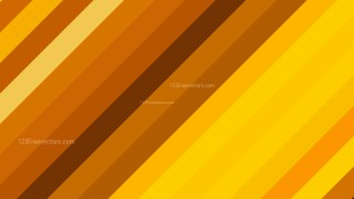 Orange and Yellow Diagonal Stripes Background Image