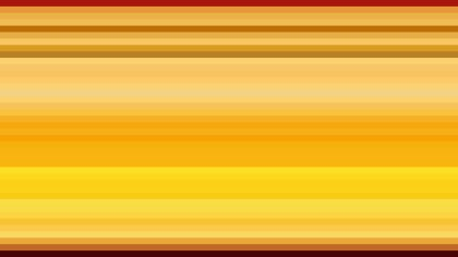 Orange and Yellow Horizontal Stripes Background Illustrator
