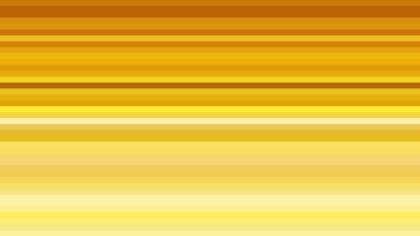 Orange and Yellow Horizontal Stripes Background