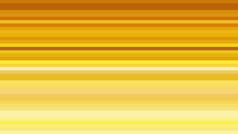 Orange and Yellow Horizontal Stripes Background