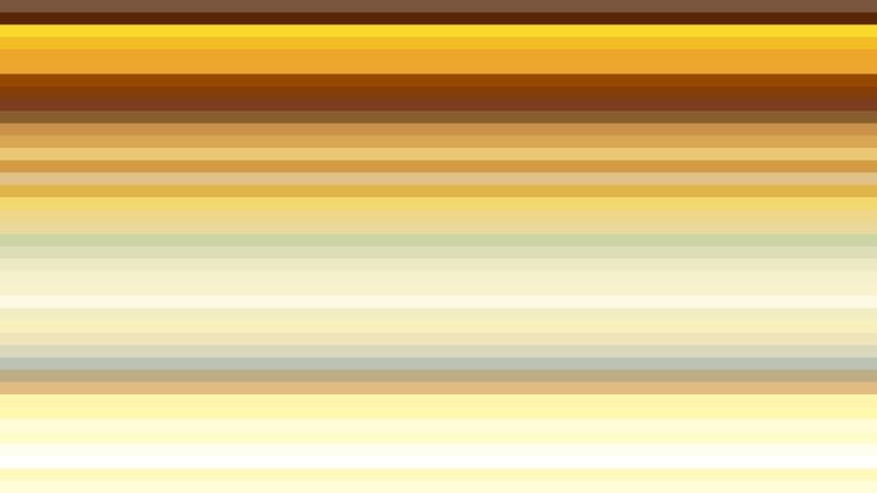 Orange and Yellow Horizontal Stripes Background Vector