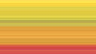 Orange and Yellow Horizontal Stripes Background Vector Art