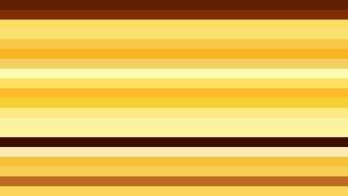 Orange and Yellow Horizontal Striped Background