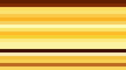 Orange and Yellow Horizontal Striped Background