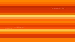 Orange and Yellow Horizontal Striped Background Illustration