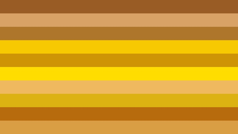 Orange and Yellow Stripes Background Vector Graphic