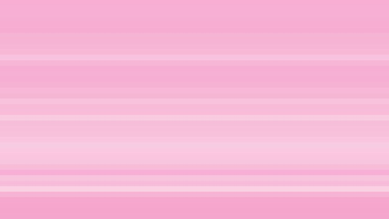 Pastel Pink Horizontal Stripes Background Image