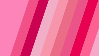 Pink Diagonal Stripes Background Vector Graphic