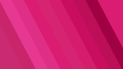 Pink Diagonal Stripes Background Vector Illustration