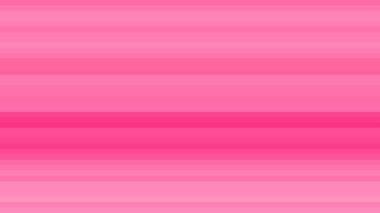 Pink Horizontal Stripes Background Graphic