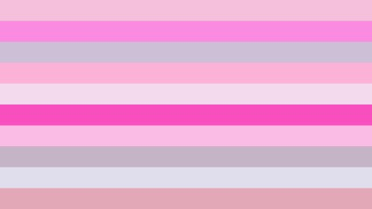 Pink Stripes Background