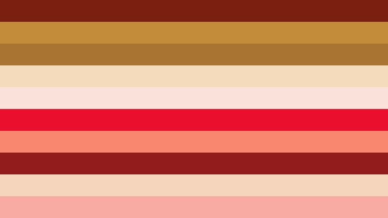 Pink and Beige Stripes Background Image