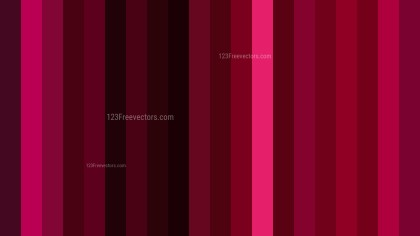 Pink and Black Striped background Vector Image