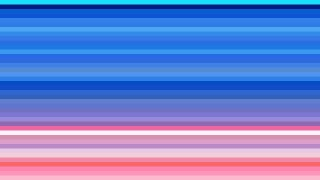 Pink and Blue Horizontal Stripes Background Vector Illustration