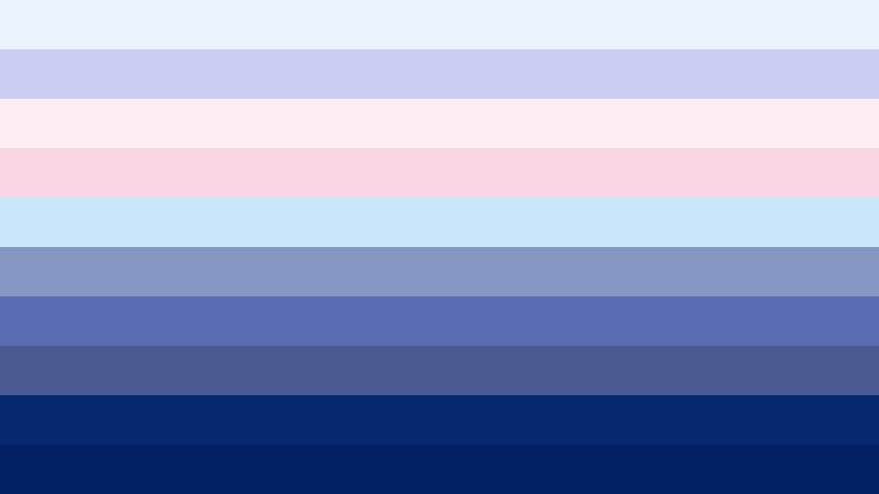 Pink and Blue Stripes Background Graphic