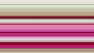 Pink and Brown Horizontal Stripes Background Image