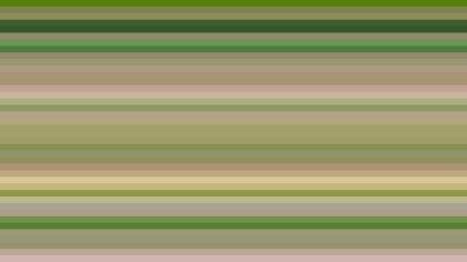 Pink and Green Horizontal Stripes Background Vector Image