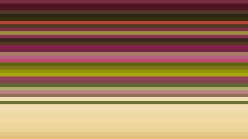 Pink and Green Horizontal Stripes Background Illustrator