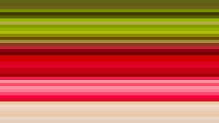 Pink and Green Horizontal Stripes Background
