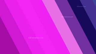 Pink and Purple Diagonal Stripes Background