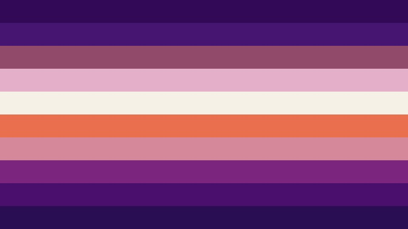 Pink and Purple Stripes Background Vector Graphic