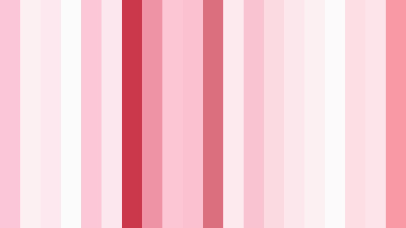 Pink and White Striped background Vector Illustration
