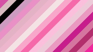 Pink and White Diagonal Stripes Background Image