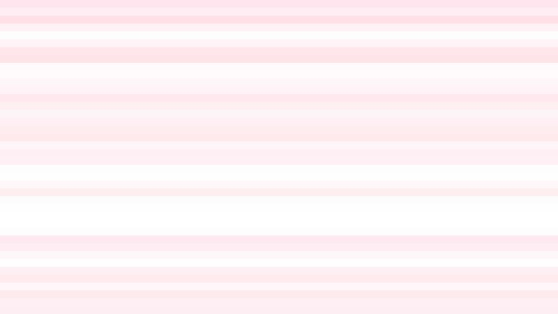 Pink and White Horizontal Stripes Background Vector Image