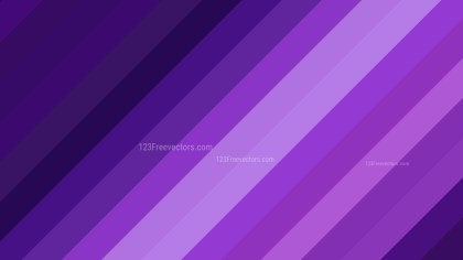 Purple Diagonal Stripes Background Graphic
