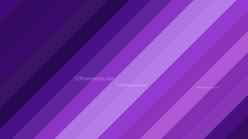 Purple Diagonal Stripes Background Graphic