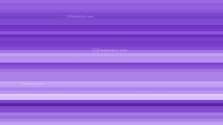 Purple Horizontal Stripes Background