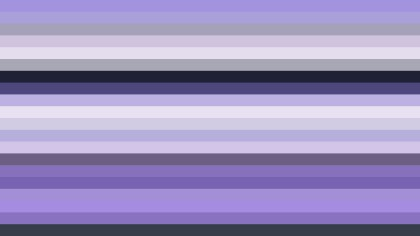 Purple Horizontal Striped Background Vector Image