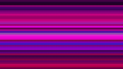 Purple and Black Horizontal Stripes Background Vector