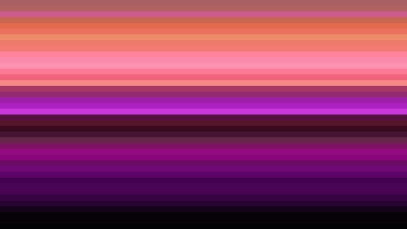Purple and Black Horizontal Stripes Background Graphic